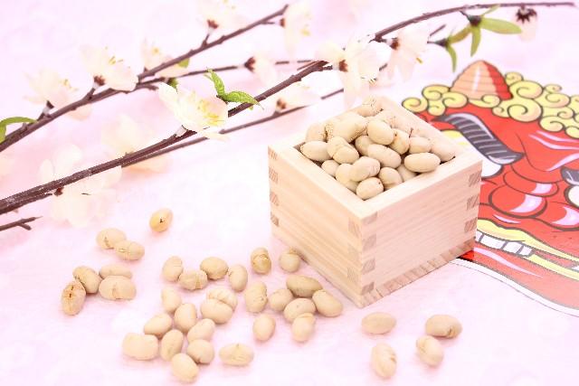節分の由来☆豆まきや恵方巻を食べるのはどうして?