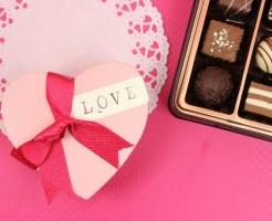 チョコレート バレンタイン 意味