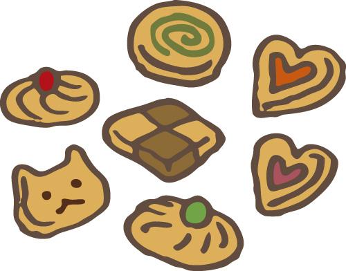 クッキーの抜き型☆どのような形のものが人気で使いやすいの?
