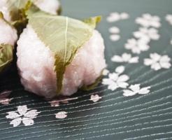 桜餅 皮 食べる