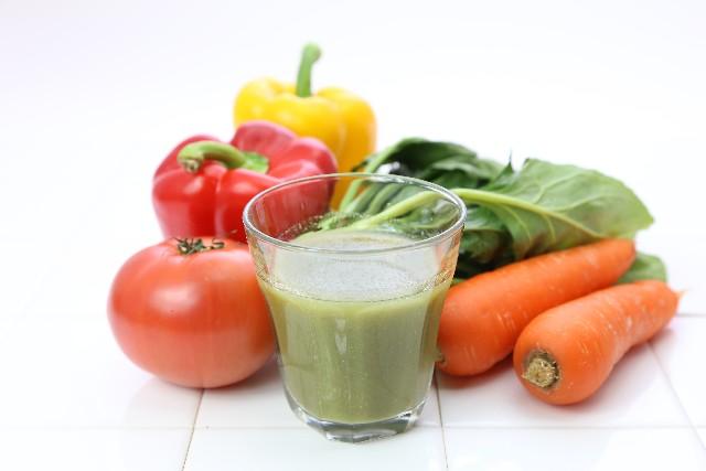 野菜ジュースの効果は肌の状態も改善して美肌になれる!?