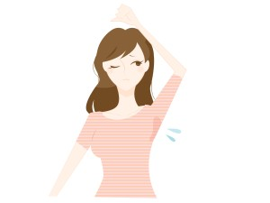 多汗症☆わきの脱毛を受けると発症することがあるって噂は本当?