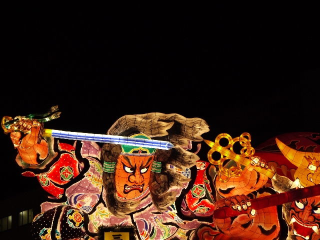 ねぶた祭のツアー※2015年のお得で楽しめそうなものはどれ?