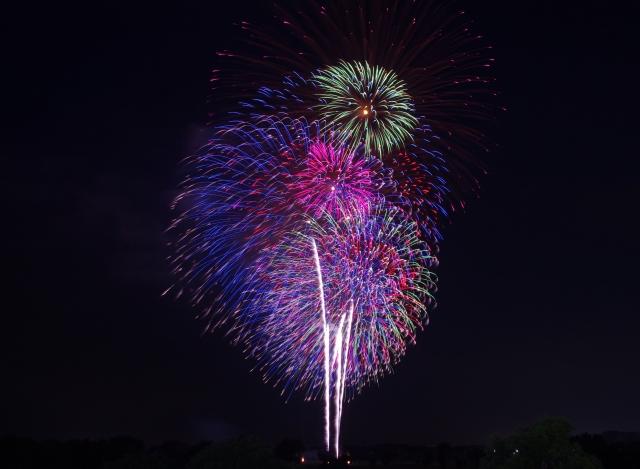 花火大会☆関西のランキングで上位なのはどこのどんなお祭り?