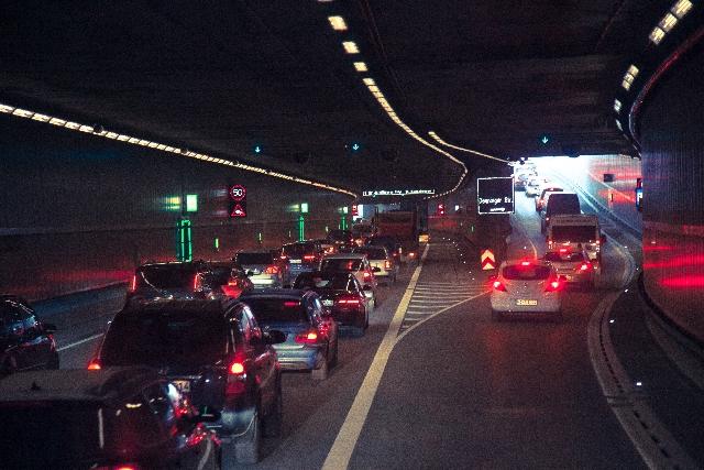 お盆 渋滞