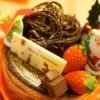 クリスマスケーキ☆チョコレートで人気が高いのはどこの店?