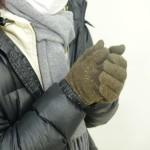 手袋☆メンズでおすすめのオシャレで機能的な商品と言えば?