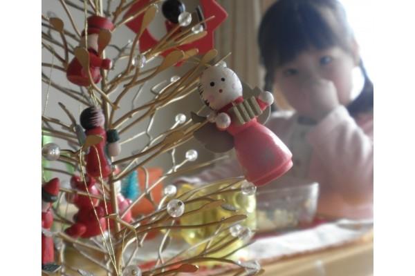 クリスマス キャラ弁