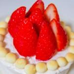 1歳のクリスマスケーキのレシピ☆安心して食べさせられるのは?