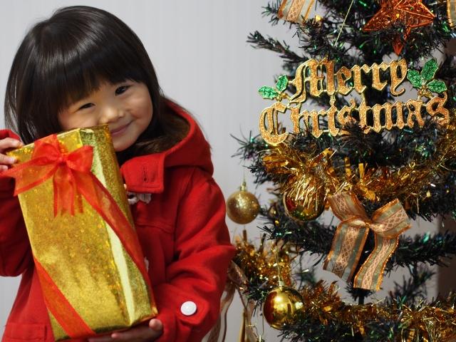 クリスマス 子ども