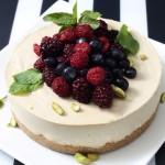 クリスマス☆レアチーズケーキのレシピでイベントらしいものは?