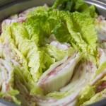 白菜と豚肉のミルフィーユ鍋☆どんな風に作れば良い?食べ方は?