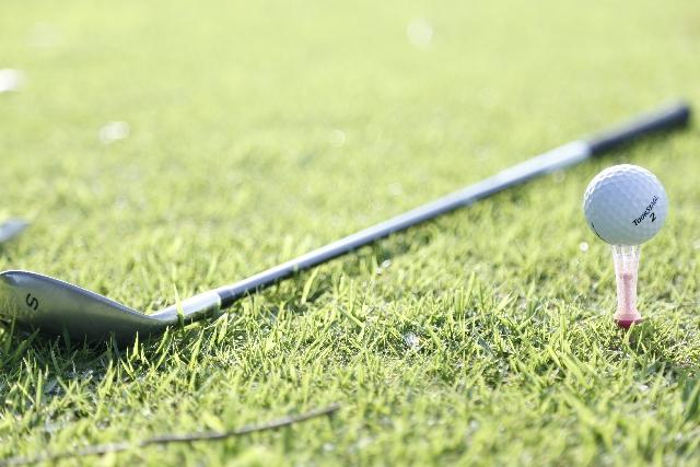 ゴルフ 冬